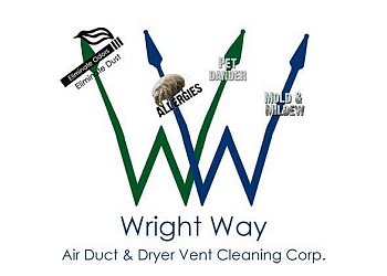 Aurora chimney sweep Wright Way Air Duct and Dryer Vent Cleaning
