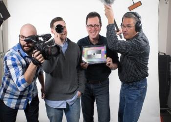 Lexington videographer Wrigley Media Group