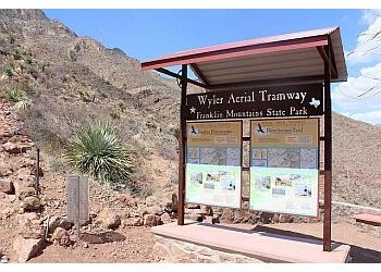 El Paso hiking trail Wyler Aerial Tramway
