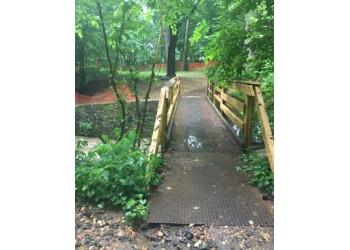 Baltimore hiking trail Wyman Park