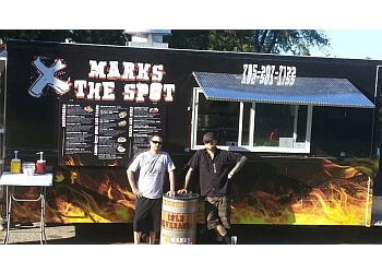 Topeka food truck X Marks The Spot