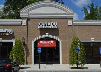 Chesapeake hair salon Xanadu Hair Salon & Spa