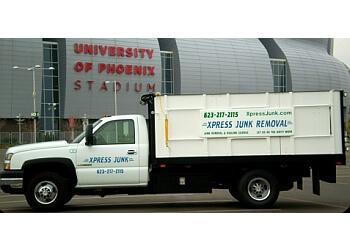 Glendale junk removal Xpress Junk Removal