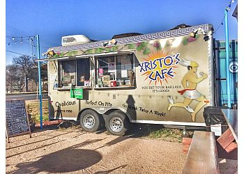Waco food truck Xristo's Cafe
