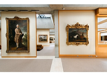 New Haven places to see YALE CENTER FOR BRITISH ART
