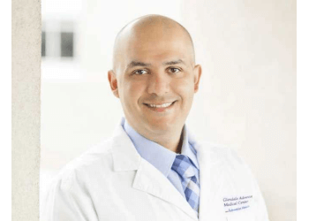 Glendale neurosurgeon YASER BADR, MD