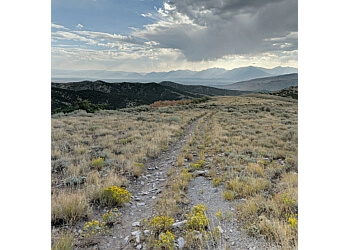 West Jordan hiking trail YELLOW FORK CANYON