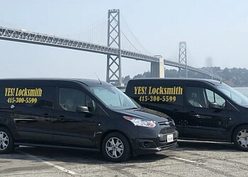 San Francisco 24 hour locksmith YES Locksmith
