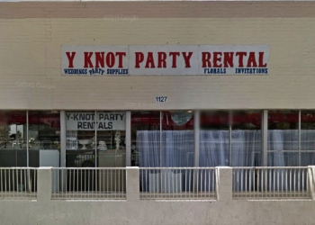 Mesa event rental company Y Knot Party & Rentals