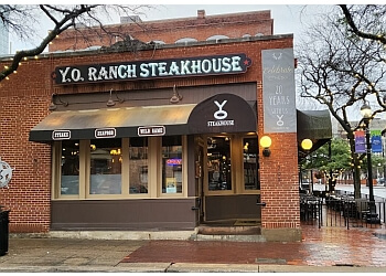 Dallas steak house Y.O. Ranch Steakhouse