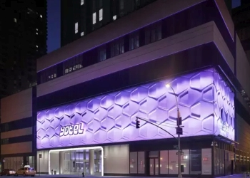 New York hotel YOTEL