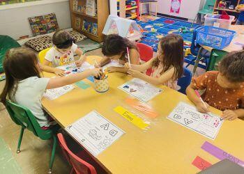 Wichita Falls preschool YOUNG AGES PRESCHOOL