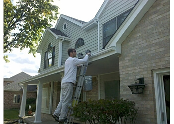 Naperville painter YOUR PAINTERS, INC.