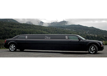 Anchorage limo service Y & W Limousines