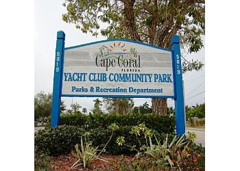 Cape Coral public park Yacht Club Community Park