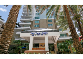 Miami apartments for rent Yacht Club at Brickell Apartments