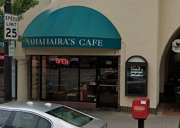 Pasadena cafe Yahaira's Cafe