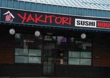 Anchorage sushi Yakitori Sushi House