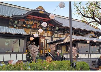 Los Angeles japanese restaurant Yamashiro Hollywood