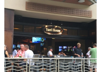 Honolulu american cuisine Yard House
