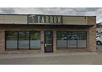 Spokane yoga studio Yarrow Hot Yoga & Wellness Studio