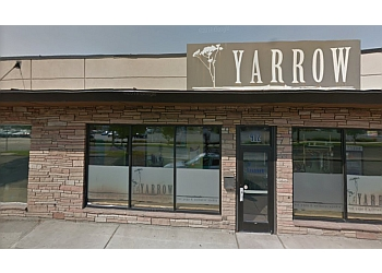 Spokane yoga studio Yarrow hot yoga & wellness studio
