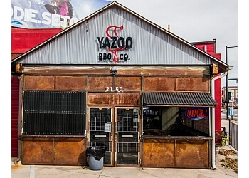Denver barbecue restaurant Yazoo BBQ Company