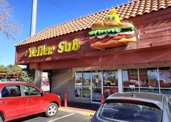 Albuquerque sandwich shop Yeller Sub