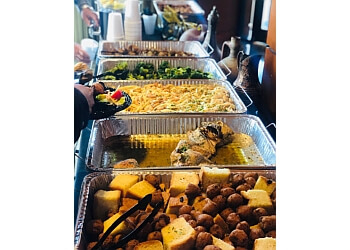Birmingham caterer Yellow Bicycle Catering Co