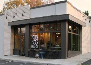 Raleigh bakery Yellow Dog Bread Company