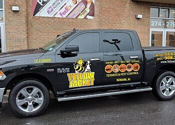 Elizabeth pest control company Yellow Jacket Termite & Pest Control