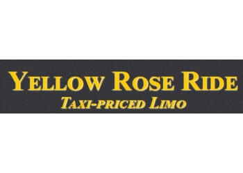 McKinney limo service Yellow Rose Ride