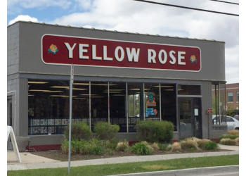 Salt Lake City tattoo shop Yellow Rose Tattoo