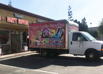 Anaheim event rental company  Yennis Party Rentals