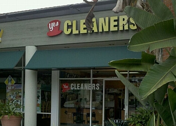 Irvine dry cleaner Yes Cleaners