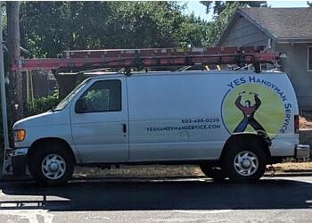 Portland handyman Yes Handyman Service LLC