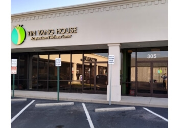 Chattanooga acupuncture Yin Yang House Acupuncture and Wellness Center
