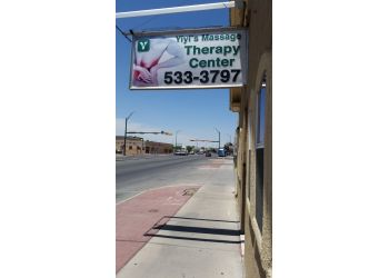 El Paso massage therapy Yiyi's Massage & Therapy Center