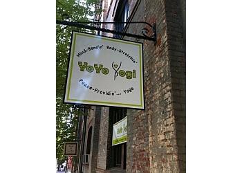 Portland yoga studio YOYO YOGI