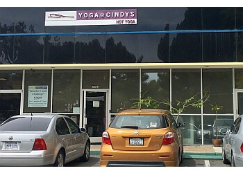 Sunnyvale yoga studio Yoga @ Cindy's