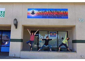 Henderson yoga studio Yoga Energy LV