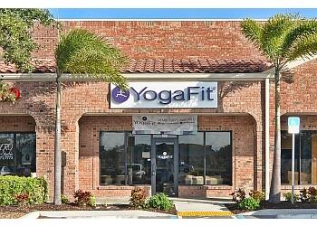 Cape Coral yoga studio YogaFit Studios