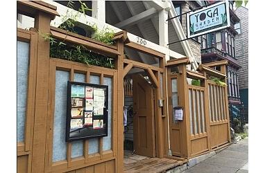 San Francisco yoga studio Yoga Garden SF