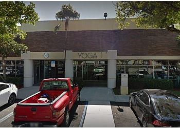Hollywood yoga studio Yoga One