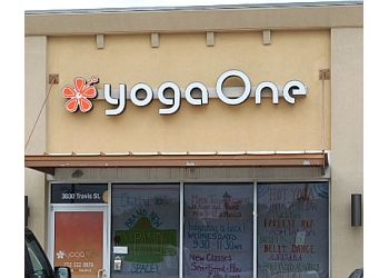 Houston yoga studio YogaOne Studios
