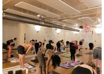 Baton Rouge yoga studio Yoga Rouge