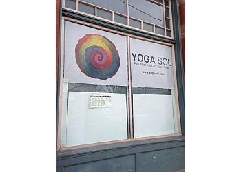 Minneapolis yoga studio Yoga Sol