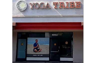 Huntington Beach yoga studio Yoga Tribe