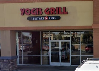 Surprise japanese restaurant Yogis Grill