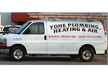Augusta plumber Yohe Plumbing, Heating & Air